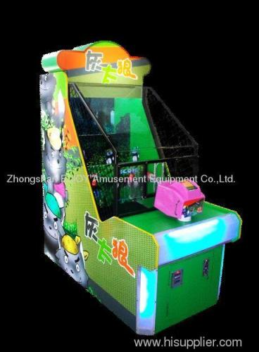 Fire wolf-entertainment game-amusement game-ticket game-carnival-coin operated game