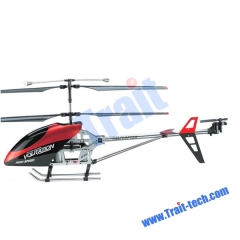 Newest 3 Channel Outdoor Volitation Metal RC Helicopter,Built in Gyro(Double Horse 9053)