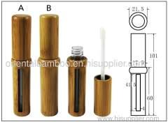 round lip gloss tube; lipgloss packaging; lipgloss bottle