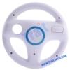 Steering Wheel for Wii Remote Mario Kart Racing Game(White)