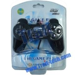Dual-gamepad