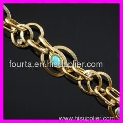 fashion zircon bracelet