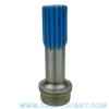Drive Shaft Parts Slip Tube Shaft / Splined shaft with Nylon coated