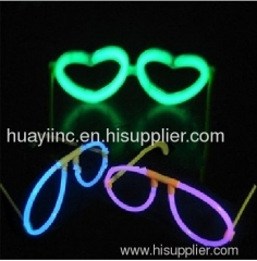 Neon glasses/Glow glasses/Fluorescent glasses
