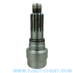 Splined Midship Tube Shaft End yoke Design
