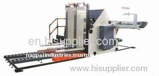 corrugated packaging machine Series auto feeder printing Die-cutting Slotter
