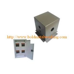 Sheet Metal Junction Boxes