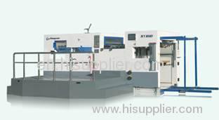 Semi Automatic die cutting press machine