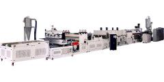 pp hollow grid board machine