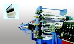 ABS multi-layers composite sheet machine