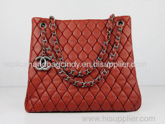 women designer branded handbag with genuines leather