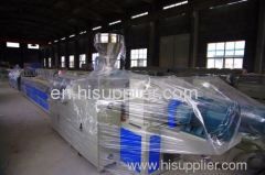 Sing(Dual)Direction Plastic Earthwork Grid Production Line