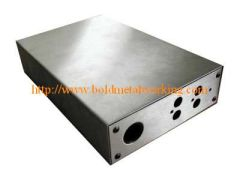 sheet metal distribution cabinet