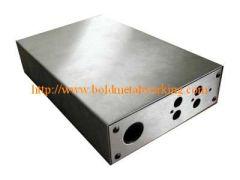 sheet metal distribution cabinet