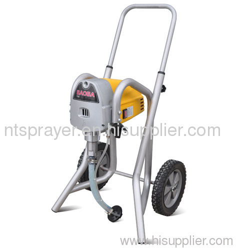 Wall Painting Electric Airless Spray Equipment From China