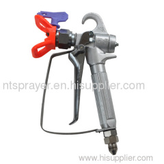 automatic airless spray gun