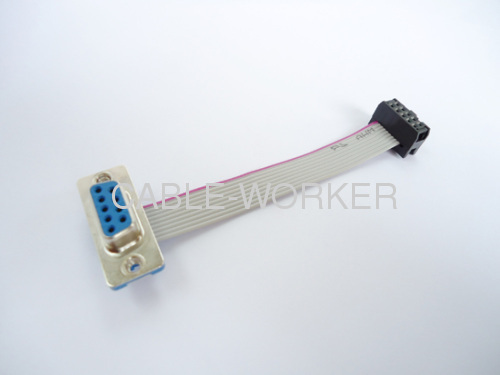Custom D Sub Cable Assemblies : D subminiature cable assemblies manufacturer from china