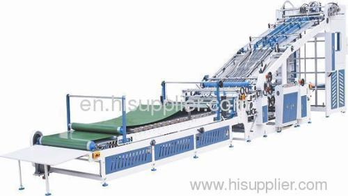 Fully Automatic Flute paper Laminating machine
