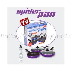 Spider Pan