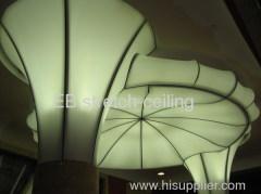 light pvc stretch ceilings