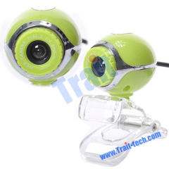 Newly USB 2.0 Webcam, Laptop USB Mini Webcam 20 Mega Pixel USB HD Web Camera Webcam with Stand Clamp