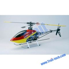 2.4G Radio System 3D Genius500 Helicopter