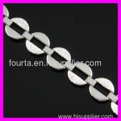 fallon Rhodium plated bracelet