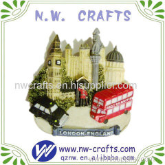 City Fridge Magnets Souvenir Gift