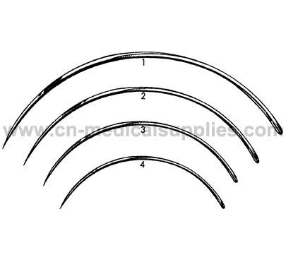 3/8 Circle Surgical Suture Needle