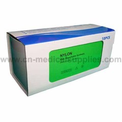4-0 Nylon Surgical Suture
