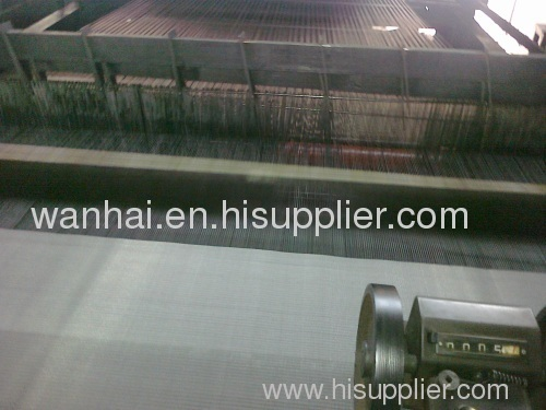 warp stainless steel wire weft iron wire weave wire cloth