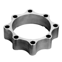 ATV wheel spacers racing style