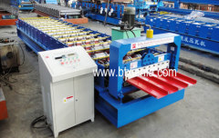 XF25-185-740 trapezoidal profile roll forming machine