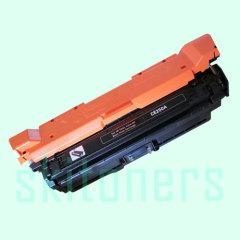 HP CE250A toner cartridge HP CM3530 toner cartridge
