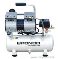 0.75w oil free compressor