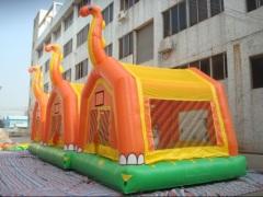 Dino bounce house bounce house
