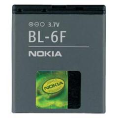 BL6F Battery For Nokia N95 8GB/N78/N79/N93i