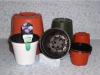 Plastic Flower Pot For Garden