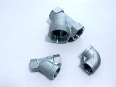 Aluminum Die Casting Pipe Fitting