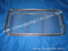 AP stainless steel basket