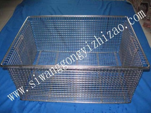 mesh wire basket