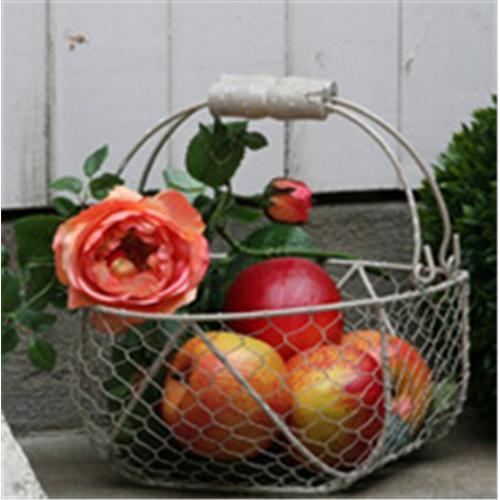 wire mesh fruit basket