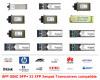 155M 1.25G-10Gbps SFP Transceiver