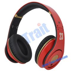 Monster Beats Over-the-ear Headphone in Red