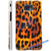 Leopard Skin Plastic Hard Case Cover for Samsung Galaxy S2 i9100 Wholesale
