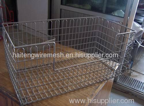 Clean net basket