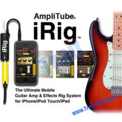The Ultimate Mobile Gitar Amp & Effects Rig System for iPhone/iPod touch/iPad