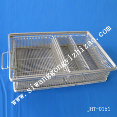 mesh wire cleaning basket