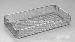 stainless steel medical baskets