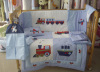 Baby crib set (BQS1118)